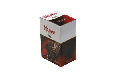 Fiorella Bitter Çikolata Tablet 80 Gr. 10'lu (1 Kutu)