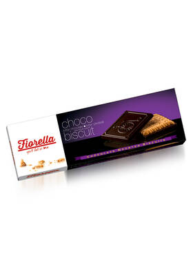 Bitter Çikolatalı Bisküvi 102 Gr. 6 Adet (1 Kutu)