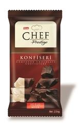 Elvan - Chef Prestige Sütlü Konfiseri 2500 Gr. (1 Adet)