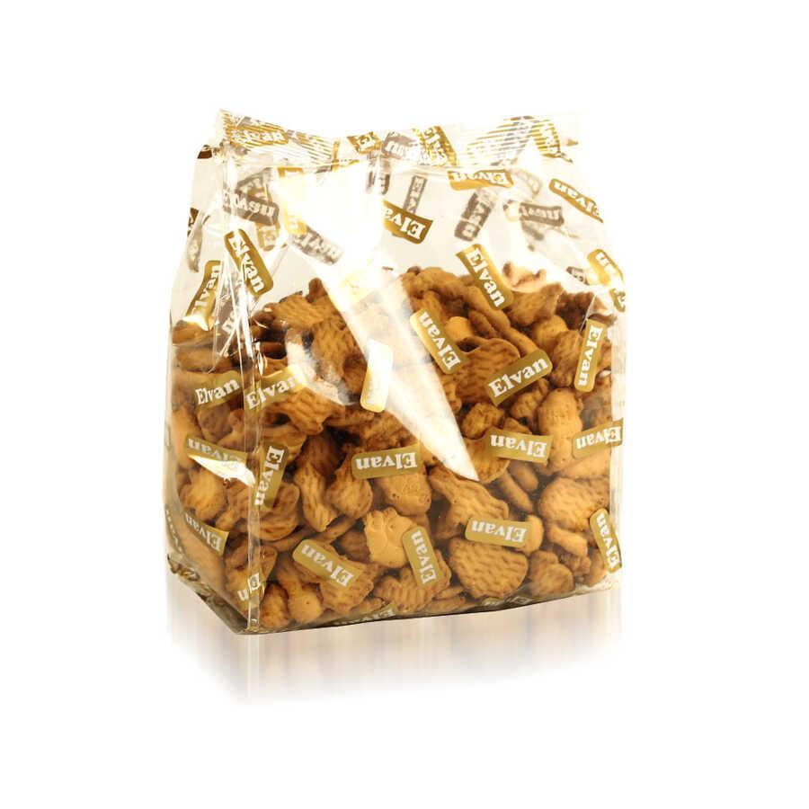 Chipsy Hayvan Figürlü Bisküvi 500 Gr. (1 Poşet)
