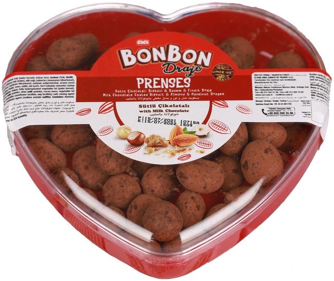CİCİ - Cici Bonbon Prenses Draje 150 Gr. (1 Paket)