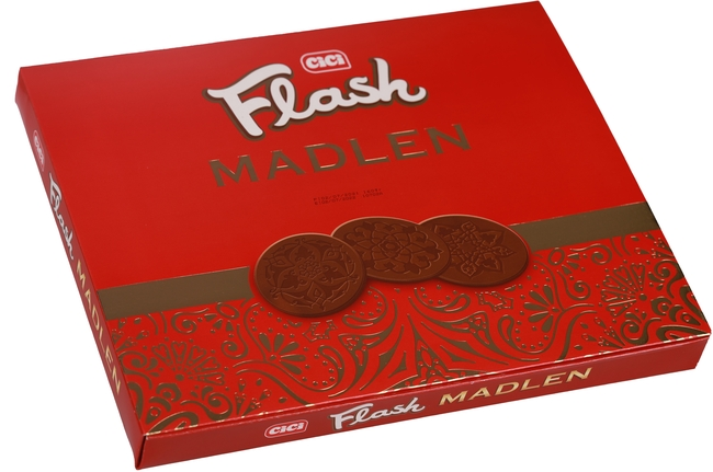 CİCİ - Cici Flash Madlen 160 Gr. (1 Kutu)