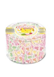 CİCİ - Cicibon Sütlü Meyveli Şeker 1000 Gr. (1 Silindir Kutu)