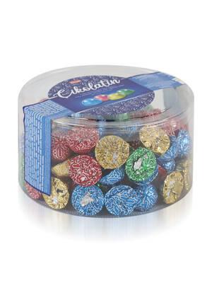 Çikolatin 500 Gr. (1 Silindir Kutu)
