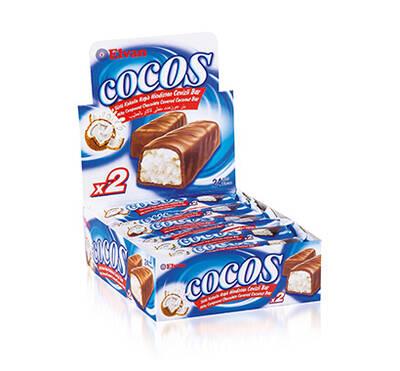 Cocos 32 Gr. 24 Adet (1 Kutu)