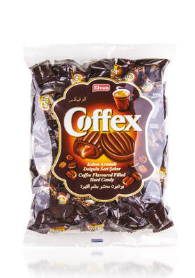 Coffex Kahveli Şeker 1000 Gr. (1 Poşet)