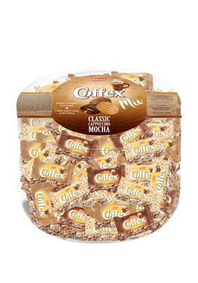 Coffex Mix (Kahve-Cappuccino-Mocha) 1000 Gr. (1 Silindir Kutu)