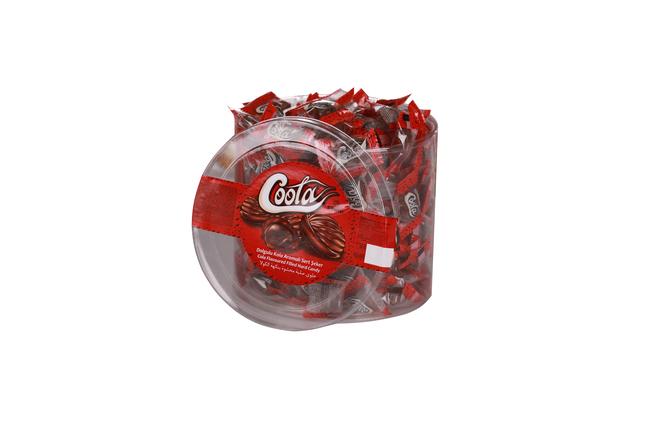 Elvan - Coola Kolalı Şeker 1000 Gr. (1 Kutu)