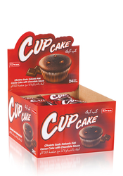 Elvan - Cupcake 25Gr. 24 Adet (1 Kutu)