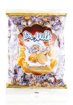 Dr. Milk Karamelli Şeker 1000 Gr. (1 Poşet)
