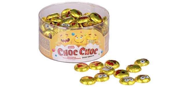 Elvan - Elvan Choc Choc 500 Gr. (1 Kutu)