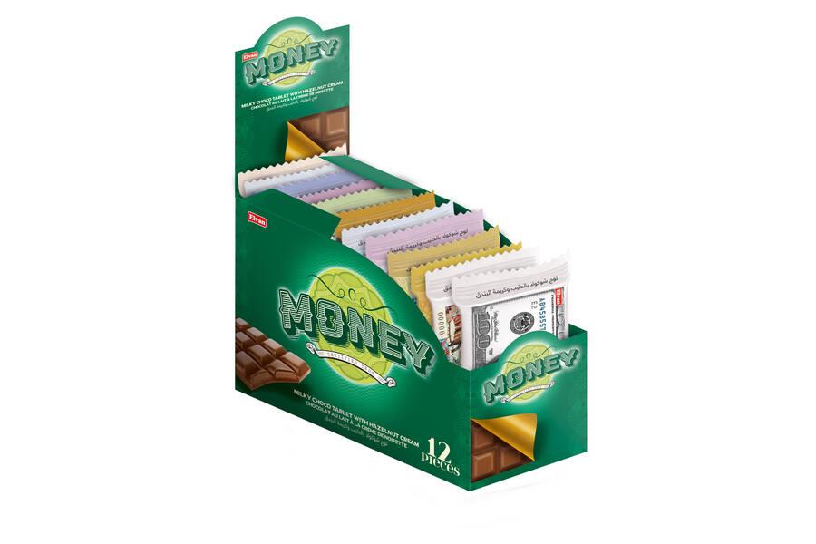 Elvan Money Tablet 100 Gr. 12 Li (1 Paket)