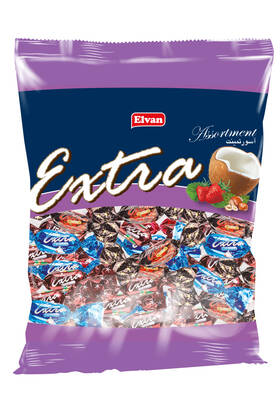 Extra Mix 500 Gr. (1 Poşet)