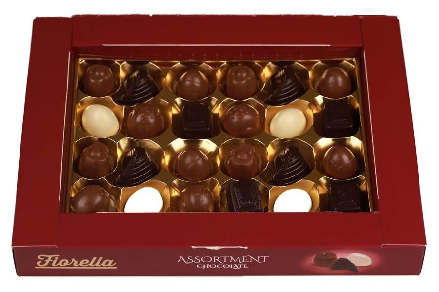 Fiorella Assortment Madlen Çikolata 230 Gr. (1 Kutu)