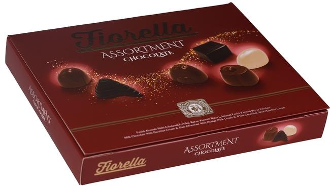 Fiorella - Fiorella Assortment Madlen Çikolata 230 Gr. (1 Kutu)