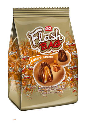 Flash Bag Karamelli 1000 Gr. (1 Poşet)