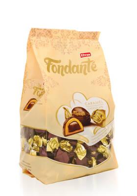 Fondante Caramel Toffee 200 Gr. 12 Adet (1 Koli)