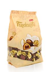 Fondante - Fondante Caramel Toffee 200 Gr. 12 Adet (1 Koli)