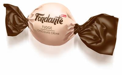 Fondante Fudge Çikolata Kremalı 400 Gr. Silindir (1 Kutu)