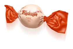 Fondante Sütlü Fudge 400 Gr. Silindir (1 Kutu) - Thumbnail