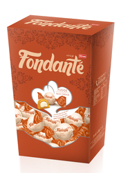 Elvan - Fondante Sütlü Fudge Hediyelik Kutu 300 Gr. (1 Kutu)