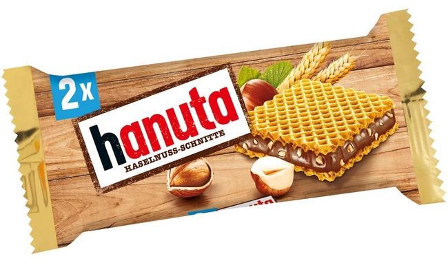 Hanuta - Hanuta Gofret 48 Gr. (1 Paket)