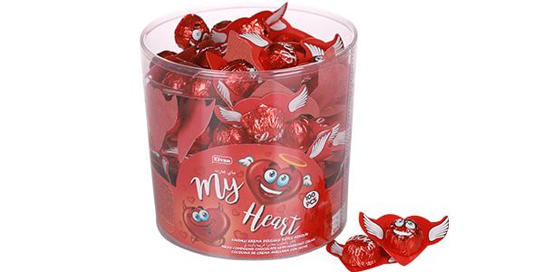 Elvan - My Heart 8Gr. 100 Adet (1 Kase)