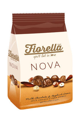 Nova Fındıklı 500 Gr. (1 Poşet)