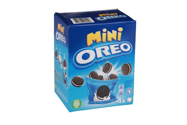 OREO - Oreo Mini Bisküvi 160 Gr. (1 Paket)