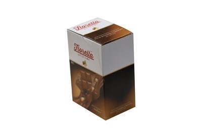 Fiorella Fındıklı Tablet Çikolata 80 Gr. 10'lu (1 Kutu)