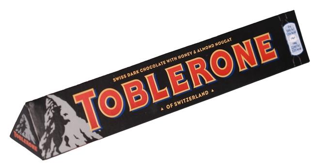 Toblerone - Toblerone Bitter Çikolata 100 Gr. (1 Adet)