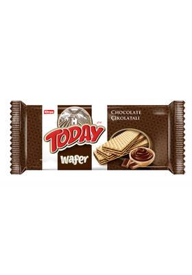 Today Çikolatalı Gofret 130 Gr. 20 Adet (1 Koli)
