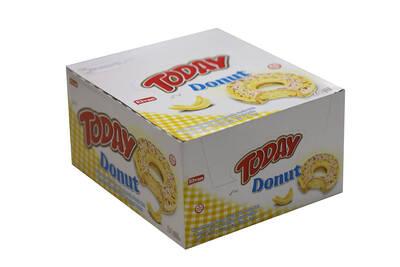 Today Donut Kek Muzlu 35 Gr. 24 Adet (1 Kutu)