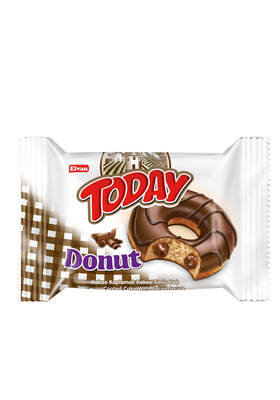 Today Donut Kakaolu Kek Multipack 35 Gr. 6 Adet (1 Kutu)