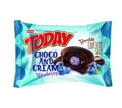 Today Double Choco And Cream Yabanmersinli 50 Gr. 24 Adet (1 Kutu) - Thumbnail