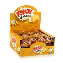 Elvan - Today Goldies Ballı-Sütlü 45 Gr. 24 Adet (1 Kutu)