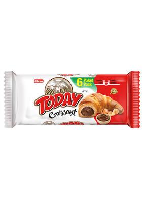 Today Kruvasan Çikolatalı 45 Gr. 6 Adet (1 Kutu)
