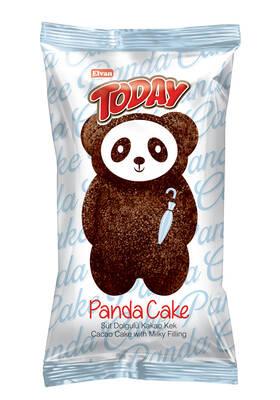 Today Panda Kek 40 Gr. 24 adet ( 1 Kutu )