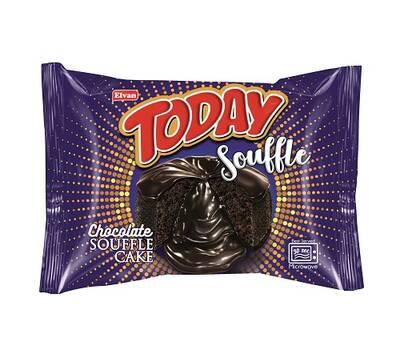 Today Suffle Kek Kakao Kremalı 50 Gr. 24 Adet (1 Kutu)