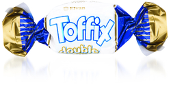 Toffix Double Milk Sütlü Şeker 1000 Gr. Silindir (1 Kutu) - Thumbnail