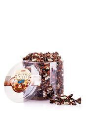 Elvan - Toffix Kahveli Şeker 1000 Gr. Silindir (1 Kutu)