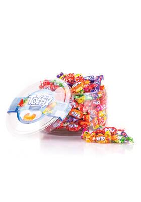 Toffix Silindir Mix Şeker 1000 Gr.(1 Kutu)
