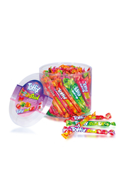 Elvan - Toffix Stick Meyveli Mix Şeker 800 Gr. (1 Kutu)