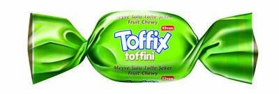 Toffix Toffini Mix Şeker 1000 Gr. (1 Poşet)