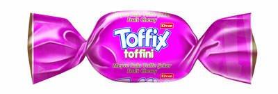 Toffix Toffini Mix Şeker 1000 Gr. Silindir (1 Kutu)