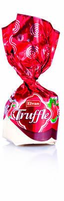 Truffle Çilekli 500 Gr. (1 Poşet)