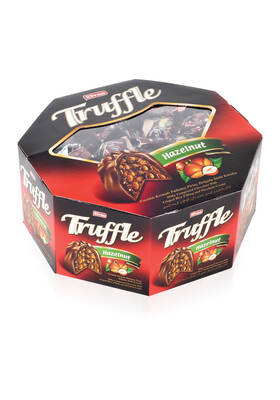 Truffle Fındıklı 450 Gr. (1 Adet Sekizgen Kutu)