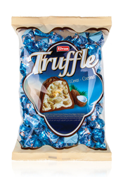 Elvan - Truffle Hindistan Cevizli 1000 Gr. (1 Poşet)