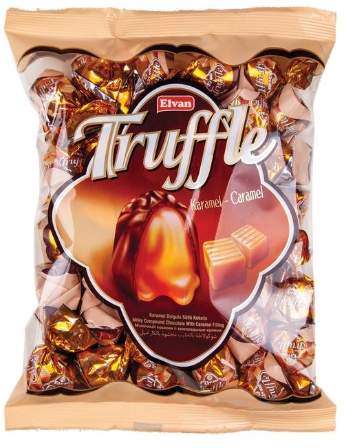 Elvan - Truffle Karamelli 500 Gr. (1 Poşet)