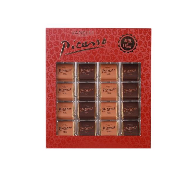 Vanelli - Vanelli Picasso Madlen Çikolata 240 Gr. (1 Kutu)
